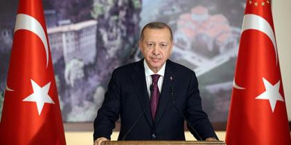 "Erdogan: ""We support Azerbaijan's efforts to liberate occupied lands"""