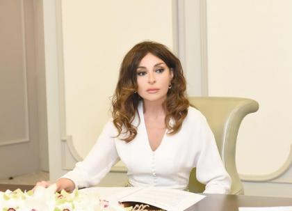 First Vice-President Mehriban Aliyeva: Such barbaric attacks show that atrocities of Armenians have no limits