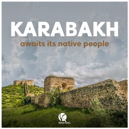 Karabakh Awaits its Native People