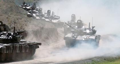 Azerbaijan Army started large-scale exercises