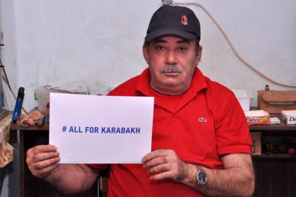 All for Karabakh!