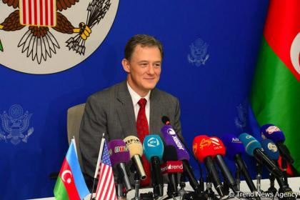 Progress achieved in resolving Karabakh conflict: US official
